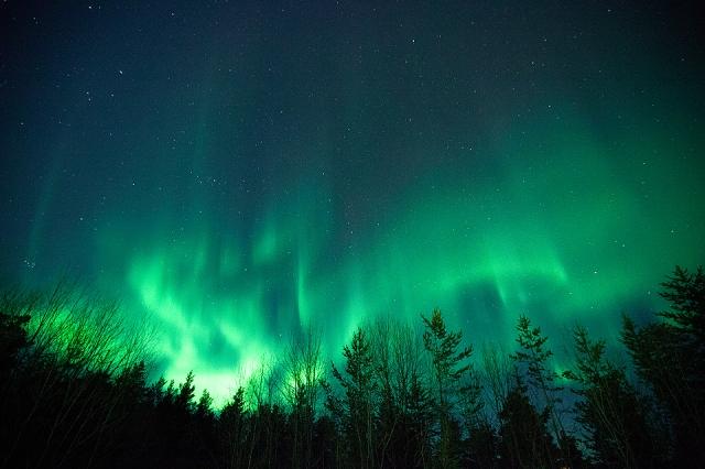 massive Aurora in the Arctic!