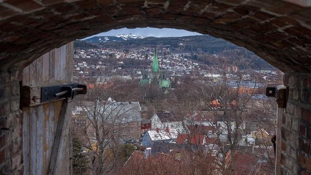 Trondheim...