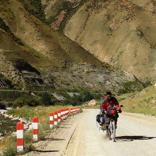 Through The Tian Shan