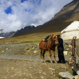 Kazakh of the Tian Shan