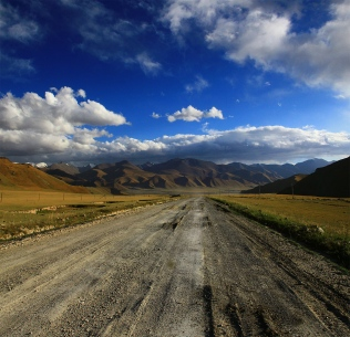 The road less pedaled