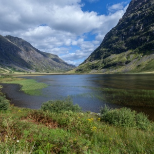 Along the great Glencoe