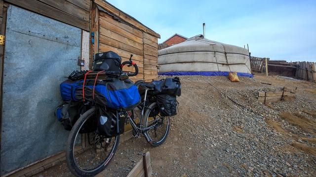 Hello Mongolia...