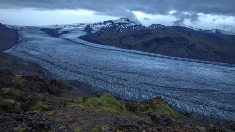 Skaftafelljokull Glacier, Skaftafell