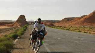 Into Xinjiang