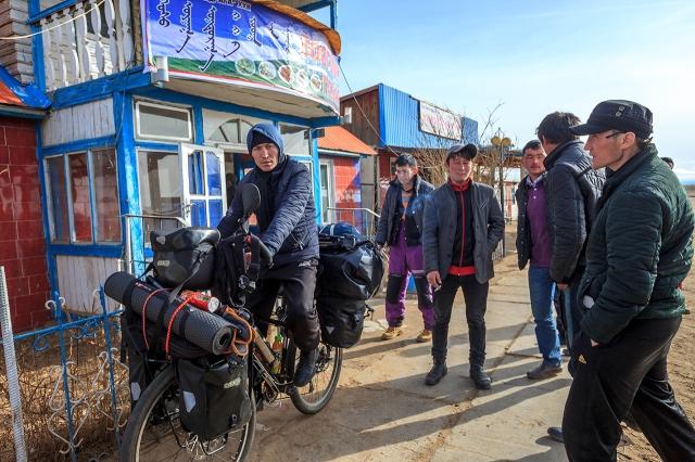 the Kazakh gang...