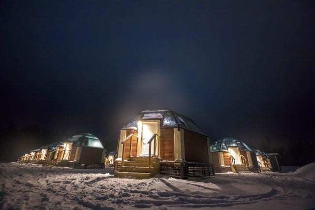 the igloo hotel
